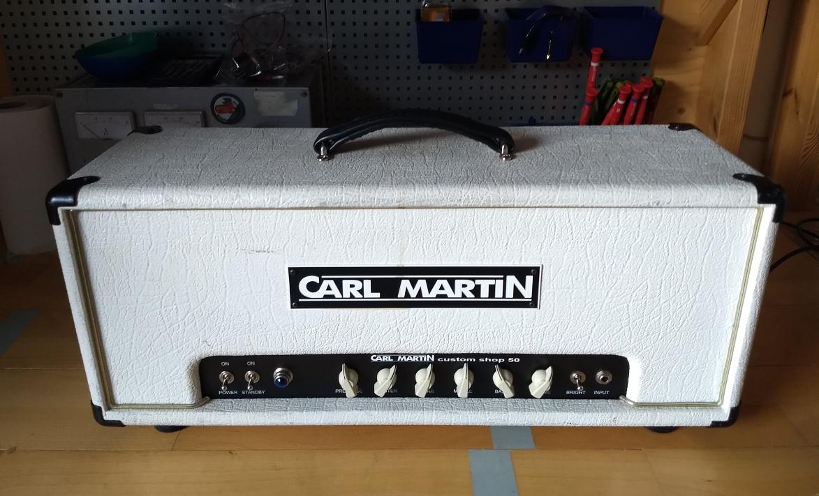 Reparation af guitarforstærker